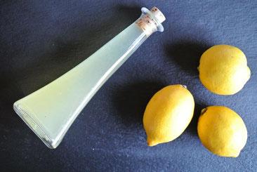 Zitronensirup selbst gemacht (auch für Thermomix)