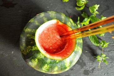 So besser eine Melone nicht schneiden