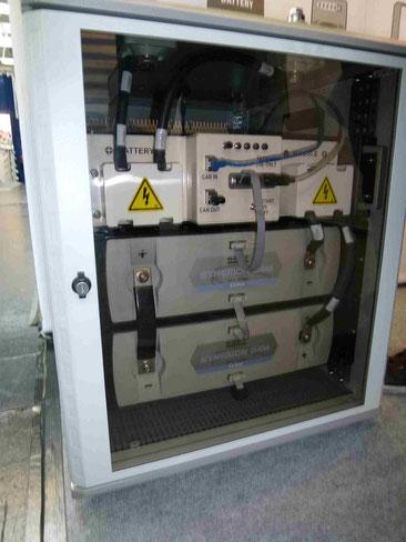 Lithium Ionen Firma Saft