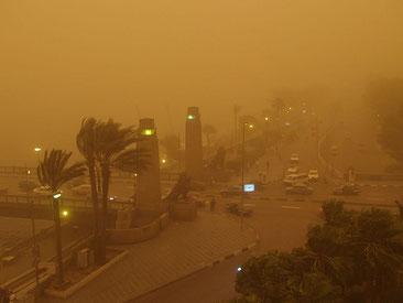 中東を襲う砂嵐。気候変動でその頻度が増している! CC BY-NC-ND 2.0 Keith.Fulton