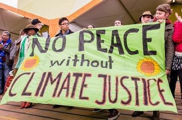 COP21でジャスティスで訴える人々 Christian O'Rourke CC BY 2.0