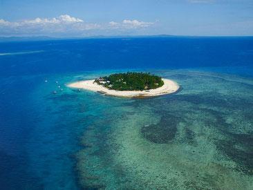 南太平洋の楽園フィジー。温暖化によって人々の暮らしが失われようとしている。 CC BY-NC 2.0 Malcolm Peacey