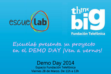 Escuelab Demo Day