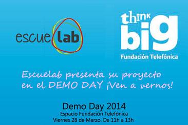 Escuelab Demo Day