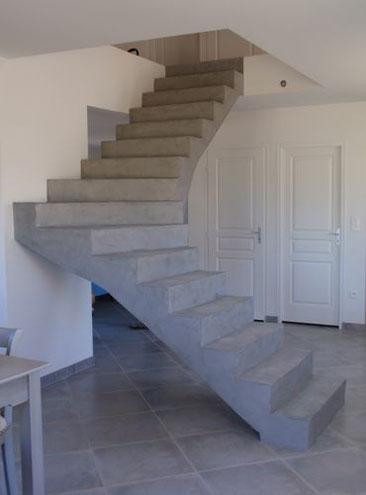 Revetement sol exterieur b ton cir sol salle de bain for Beton cire sol interieur
