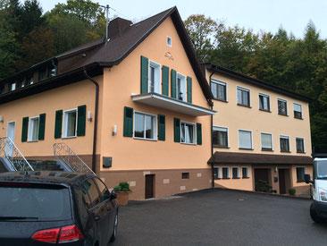 Fassaden und Verputzarbeiten in Illingen,Neunkirchen,Saarbrücken. Maler Mergenthaler.