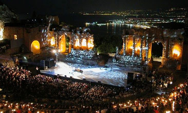 Events in Taormina and Sicily 2018