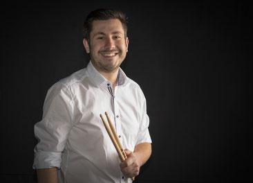 Galaband München Undercover Lover mit Schlagzeuger Raphael Hehn
