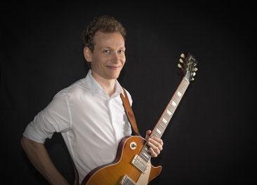Sebastian Heim von der Liveband München Undercover Lover