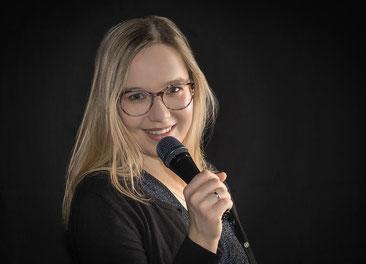 Hochzeitsband München Undercover Lovers Sängerin Jasmin Musiol