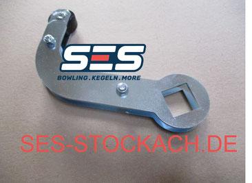 55-030205-009 Umlenkhebel links Lever assembly left hand