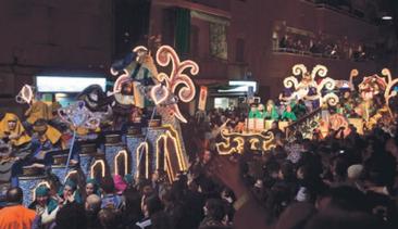 Fiestas en Gavà Cabalgata de Reyes