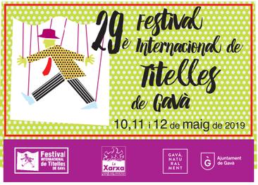 Fiestas en Gavà Festival de Titelles