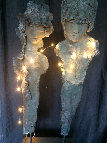 sculpture Chris Jobert artiste sculpteur Honfleur