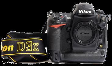 usato sicuro Nikon D3X