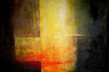 Acryl auf Leinwand 100 x 120cm