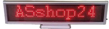 LED-Laufschrift für Innen