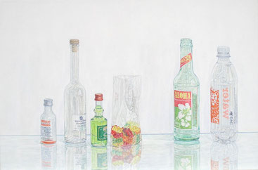 Sabine Christmann, Malerei, painting, 2015