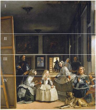 Диего Веласкес. Менины (Фрейлины). 1656 г.