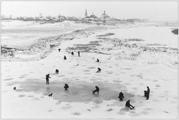 Суздаль. Фото Анри Картье-Брессона. 1972 г.
