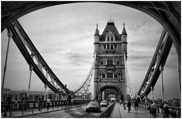Тауэрский мост. Лондон. Фото Сергея Хритова