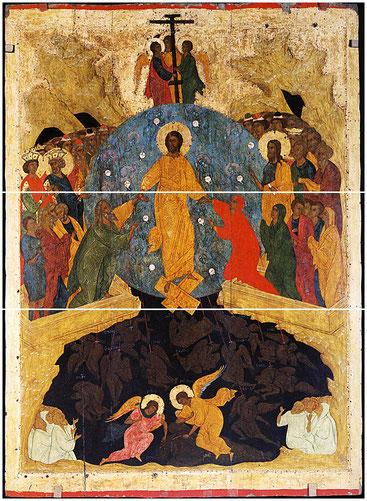 Дионисий. Сошествие во ад. 1495—1504 гг.
