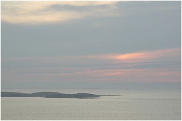 Вот такое оно – Белое море. Архипелаг Кузова, Карелия. Июль 2005 г.