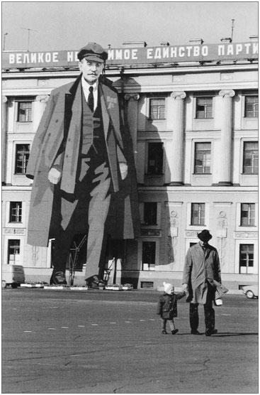 Ленинград. Фото Анри Картье-Брессона. 1973 г.