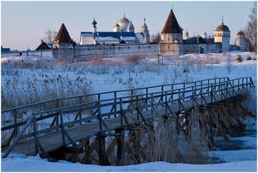 Покровский монастырь. Суздаль. 2012 г.