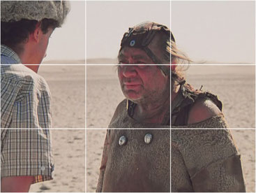 "Кадр из фильтра. ""Кин-дза-дза"""
