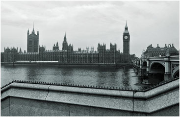 Вестминстерский дворец. Лондон. Фото Сергея Хритова