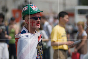 Трафальгарская площадь. Лондон. Фото Сергея Хритова