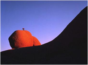 Валун. Фото Джека Дикинга