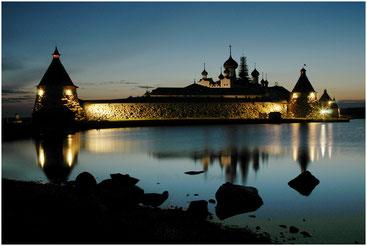 Соловецкий монастырь. Архангельская обл. Август 2006  г.