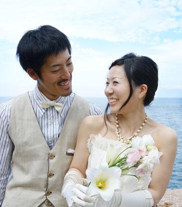 yu-photographs 屋久島 ウェディングフォト