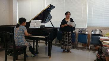 品川理(左)&山田由香利(右)