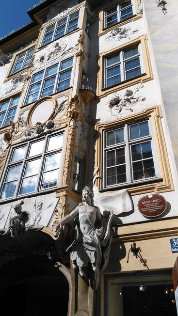 Asam-Haus München Sendlingerstraße