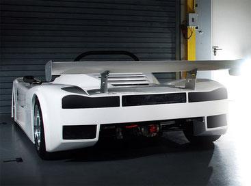 Saker Supercar