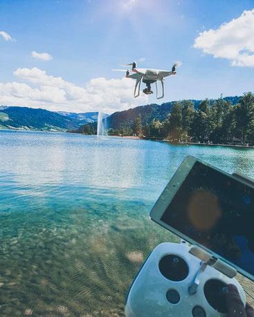 fotograf u Svajcarskoj
