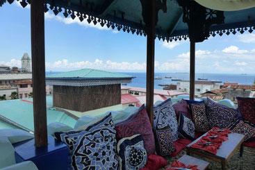 Emerson on Hurumzi Tea House Restaurant  Stone Town Zanzibar City