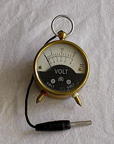 Schöller & Co. Taschenvoltmeter