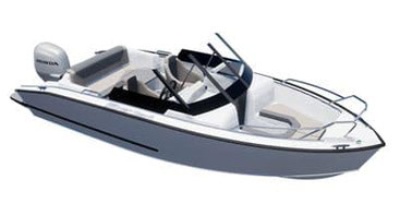 Silver Hawk Boat