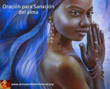 LIBRO DE ORACIÓN -  ORACIÓN PARA SANIDAD DEL ALMA - ORACIONES PODEROSAS - PROSPERIDAD UNIVERSAL- www.prosperidaduniversal.org