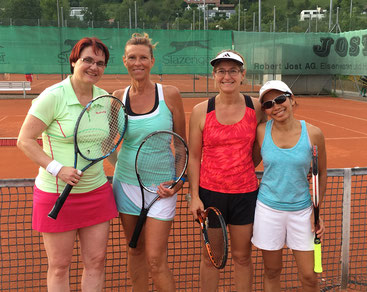 Sibylle Ehrismann/Brigitte Strasser, Cécile Pichler/Bong Aschwanden (CM)