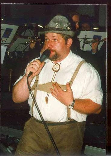 """2000: Thomas Deister als """"Anton aus Tirol"""""""