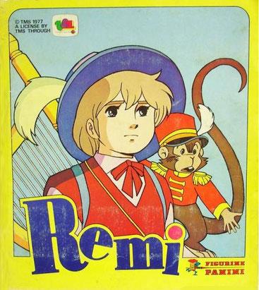 Album Figurine Panini Remì