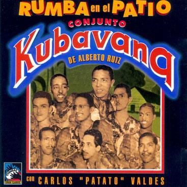 Conjunto Kubavana - De los pocos registros fotográficos.