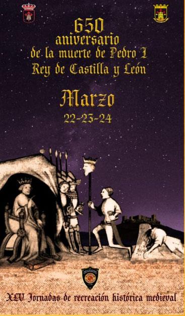 Programa de Montiel Medieval- jornadas de recreacion historica