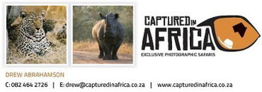 Captured in Africa