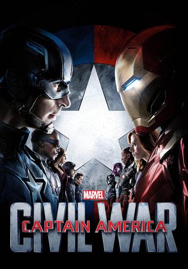 Film Review: Captain America - Civil War - FANwerk - Dein ...